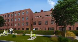 Dunfields, boutique student accommodation development in Sheffield